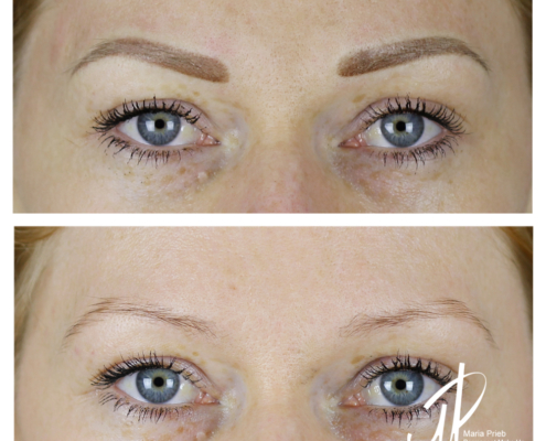 Permanent Make Up Augenbrauen