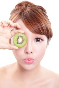 Fruchtsäure-Peeling