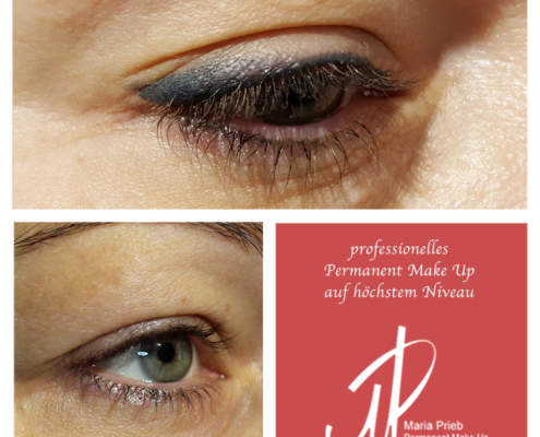 Permanent Make Up Augen